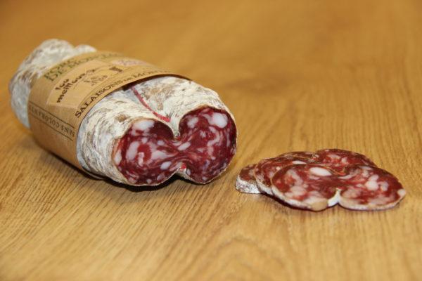 Saucisson porc de montagne 0.4 Kg