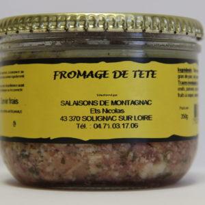 Fromage de tête 320 grammes