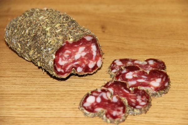 Saucisson aux herbes de Provence 0.32 Kg